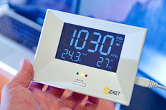 Монитор качества воздуха Даджет