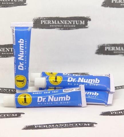 Dr. Numb 10мл (Синий)