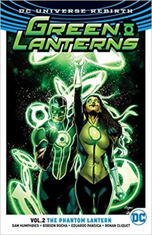 Green Lanterns Vol 2 Phantom Lantern (Rebirth)