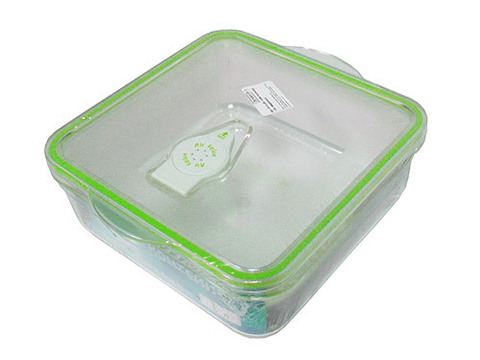Вакуумный контейнер Hotter квадратный 1 л.