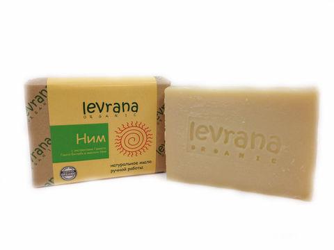 Levrana, Ним, натуральное мыло, 100гр