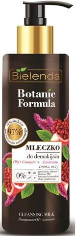 BOTANIC FORMULA Питательное молочко для демакияжа МАСЛО ГРАНАТА + АМАРАНТУС, 200 мл