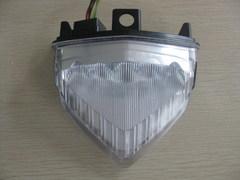 Стоп-сигнал для мотоцикла Honda CB1000R 08-12, CBR600F 12-15 Прозрачный