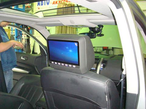 Подголовник с монитором AVIS Electronics AVS0943T (серый)