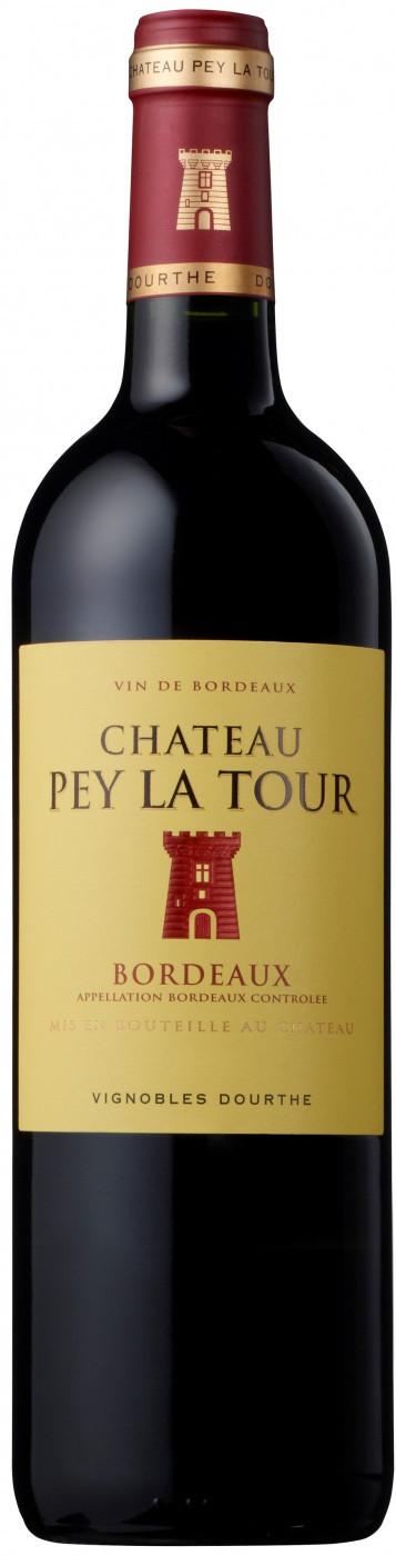 Вино Шато Пей Ля Тур Бордо геогр.наим.2011 кр.сух 0,75 л 12,5% Франция