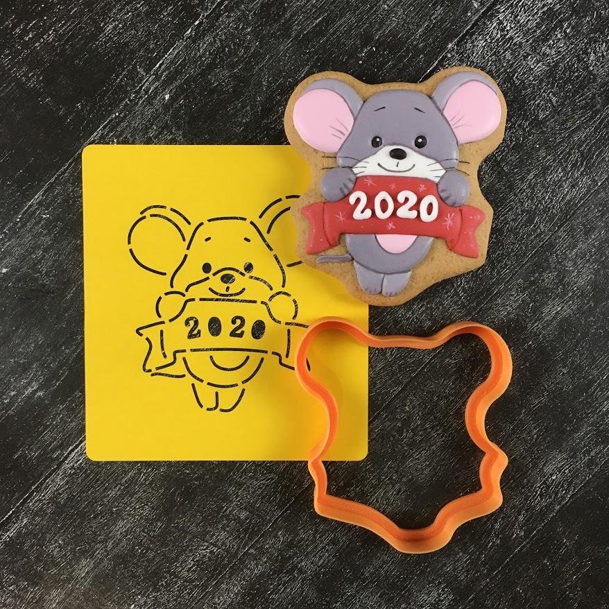 Мышка №52