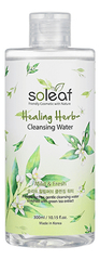 Очищающая вода для лица с целебными травами Healing Herb Cleansing Water 300мл