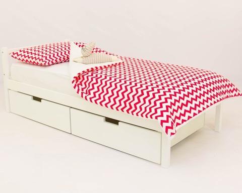Кровать ФОРЕСТ белый