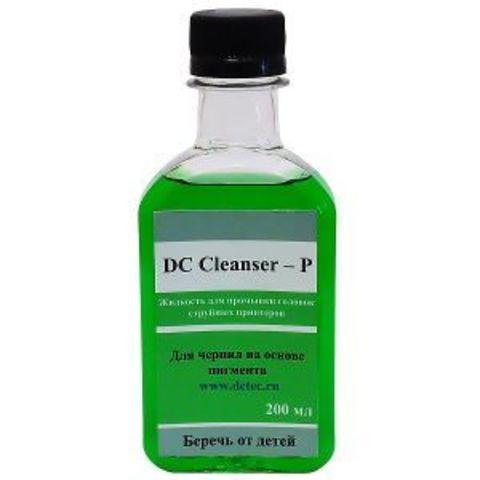 Промывочная жидкость DC-Cleanser-P для пигментных чернил 200 мл.