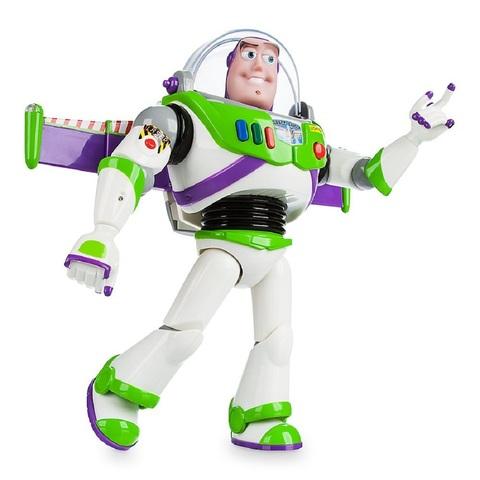 Говорящий Базз Лайтер 30 см. История игрушек