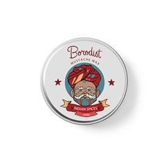 Воск для усов Borodist Indian Spices