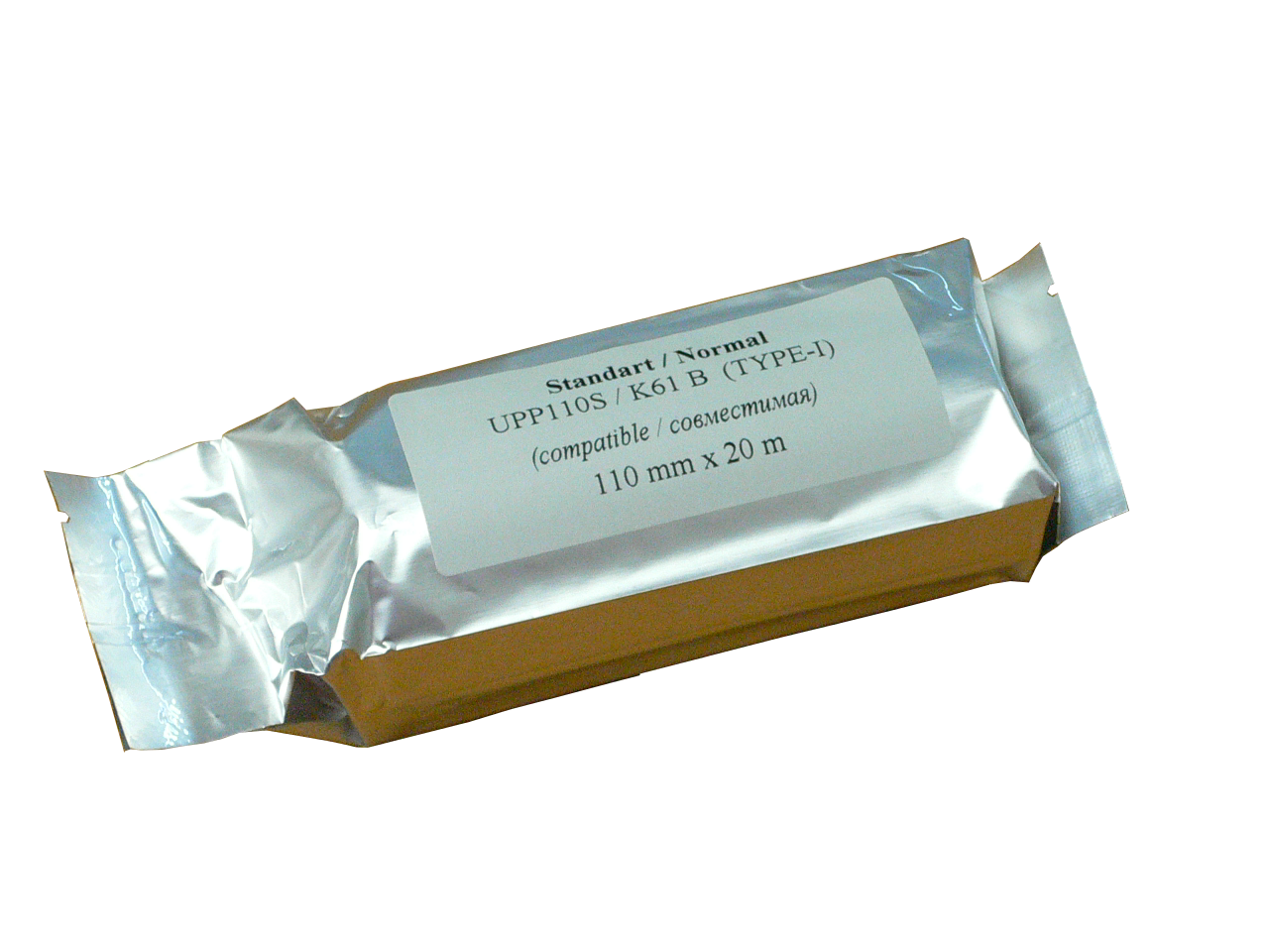 UPP-110S/K61B, бумага для УЗИ видеопринтеров SONY, тип I (Германия)