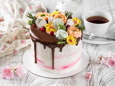 Заказной торт №3- На Заказ