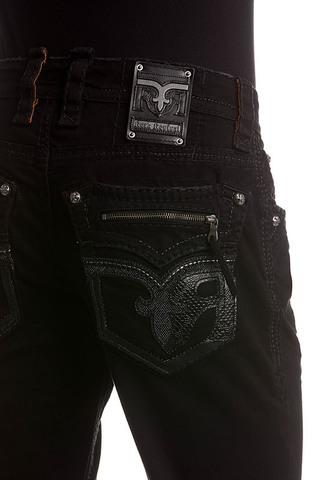 Джинсы Rock Revival ROWAN A201 ALT STRAIGHT