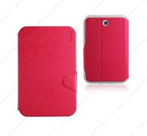 Чехол-книжка Yoobao для Samsung Galaxy Note 8.0 N5100/ N5110 - Yoobao iFashion Leather Case Rose
