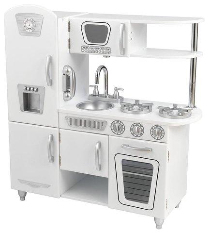 KidKraft Винтаж Vintage (белая) - детская кухня 53208_KE