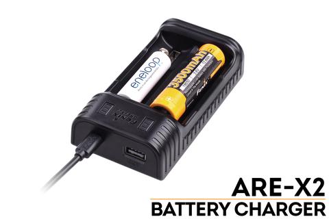 Зарядное устройство ARE-X2
