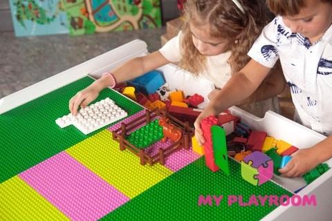 Лего-стол Myplayroom 7
