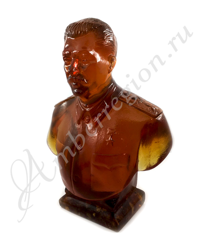 Сувенир бюст И.В. Сталина