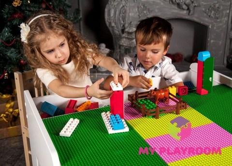 Лего-стол Myplayroom 8
