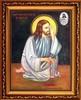 Плач Иисуса Христа об убиенных младенцах. Икона на холсте.