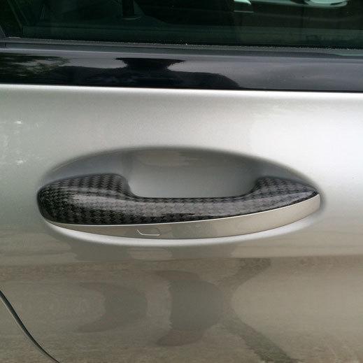 Верхние части дверных ручек для Mercedes C-class W205
