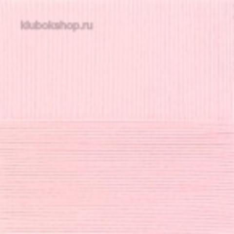 Пряжа Ласковое детство 72 Светлый персик Пехорка - купить в интернет-магазине Клубок Шоп