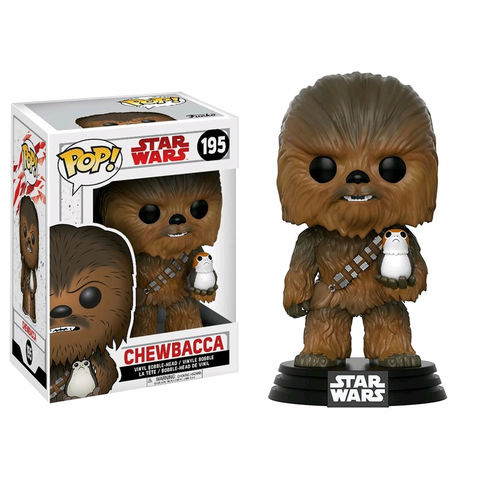 Фигурка Funko POP Star Wars - Chewbacca