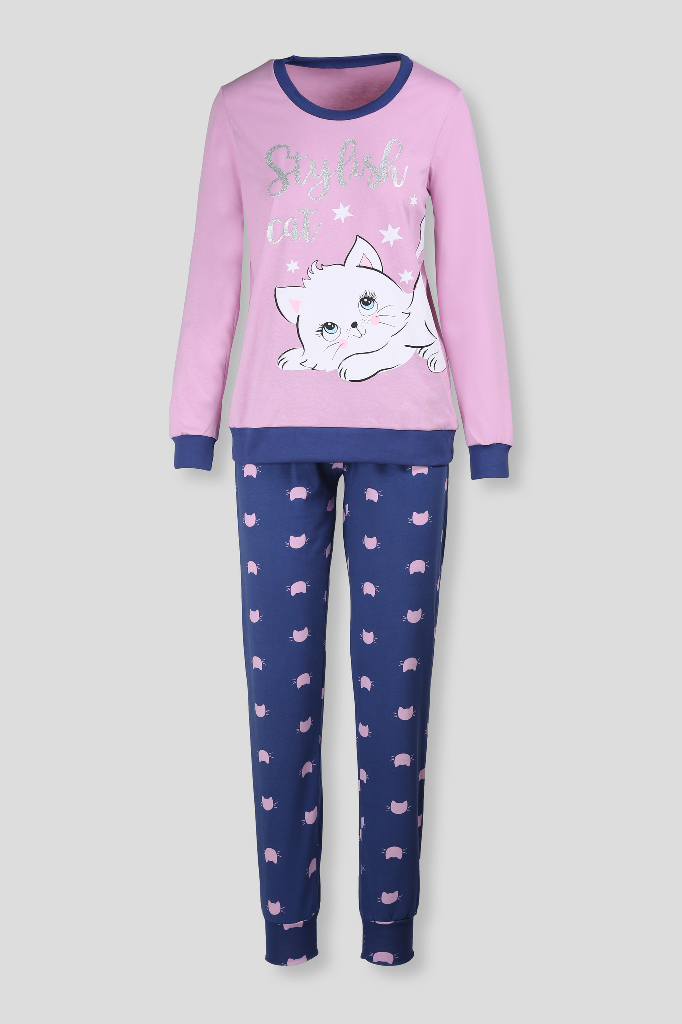 Женская пижама E19K-72P102