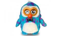 Интерактивная сова Hibou Smart Pet синяя