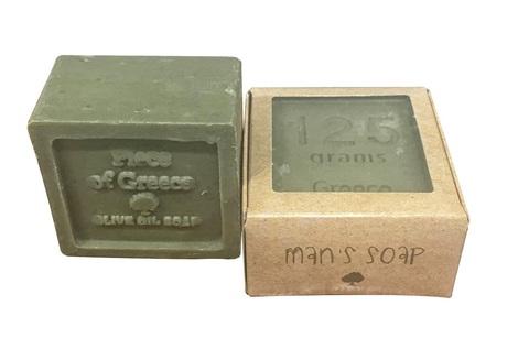 Мужское критское мыло Man's soap 125 гр