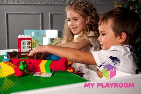 Лего-стол Myplayroom 6