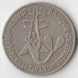 K7193, 1978, Западно-Африканские штаты, 50 франков