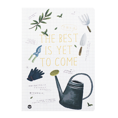 Блокнот The best is yet to come Watering Can