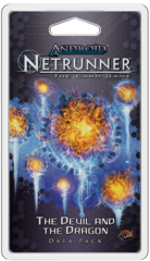Android Netrunner LCG: The Devil and the Dragon