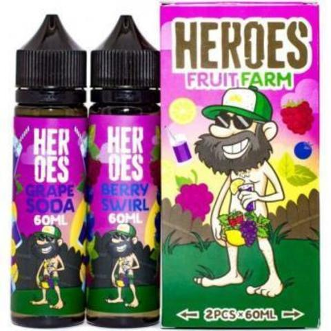 Heroes Farm: Fruit Farm