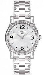 Женские часы Tissot T-Classic Stalis-T T028.210.11.117.00