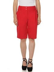 BR1431-5 шорты женские, красные