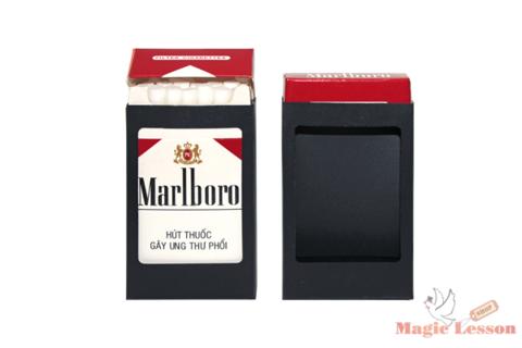 Исчезающая пачка сигарет