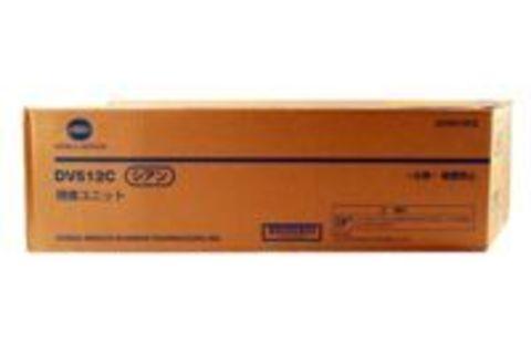 Девелопер голубой Konica Minolta DV-512C для KM bizhub C224/C284/C364/C454/C554 (A2XN0KD) Ресурс 600 000 стр.