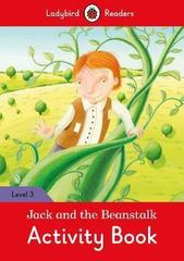 Jack and the Beanstalk Activity Book - Ladybird Readers Level 3