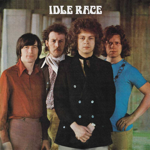 The Idle Race / Idle Race (Coloured Vinyl)(LP)