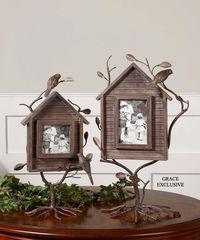 Рамки для фото 2 шт Uttermost Bird House 18528