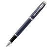 Parker IM Core - Matte Blue CT, перьевая ручка, F
