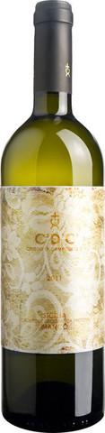 Вино Baglio del Cristo di Campobello, C'D'C' Bianco, Sicilia IGP, 0.75 л