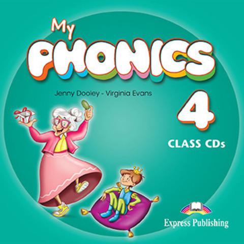 My phonics 4 class cd