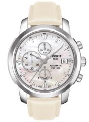 Женские часы Tissot T-Sport PRC 200 Automatic Chronograph T014.427.16.111.00