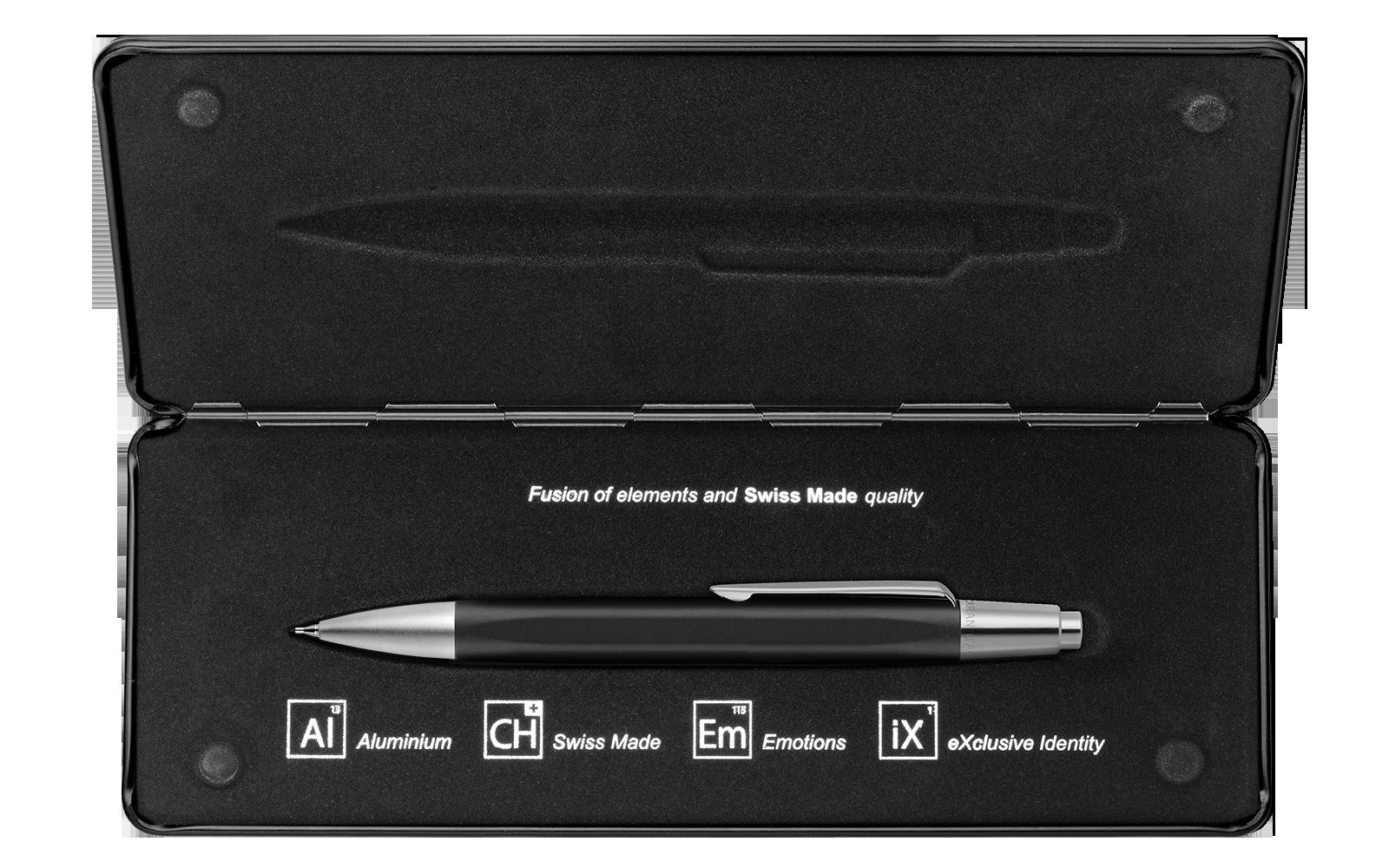 Carandache Office Alchemix - Rubber, механический карандаш, 0.7 мм