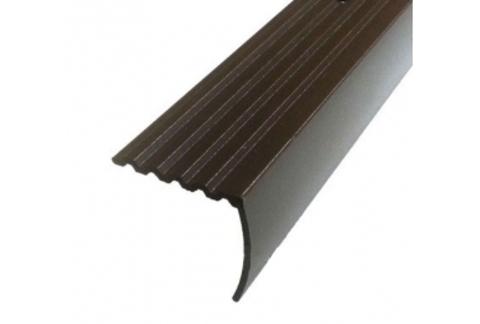 Уголок алюминиевый универсальный Gardeck 27x25x2700 мм
