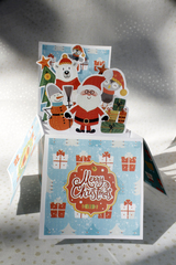 036_9948 Pop-up открытка-коробочка